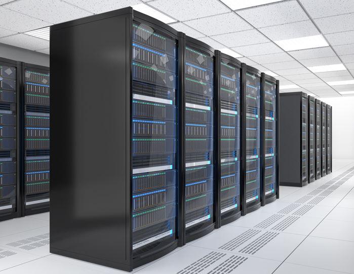 máy chủ server công ty lớn