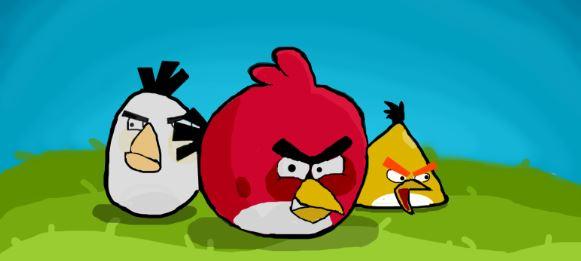Lập trình game Angry Birds