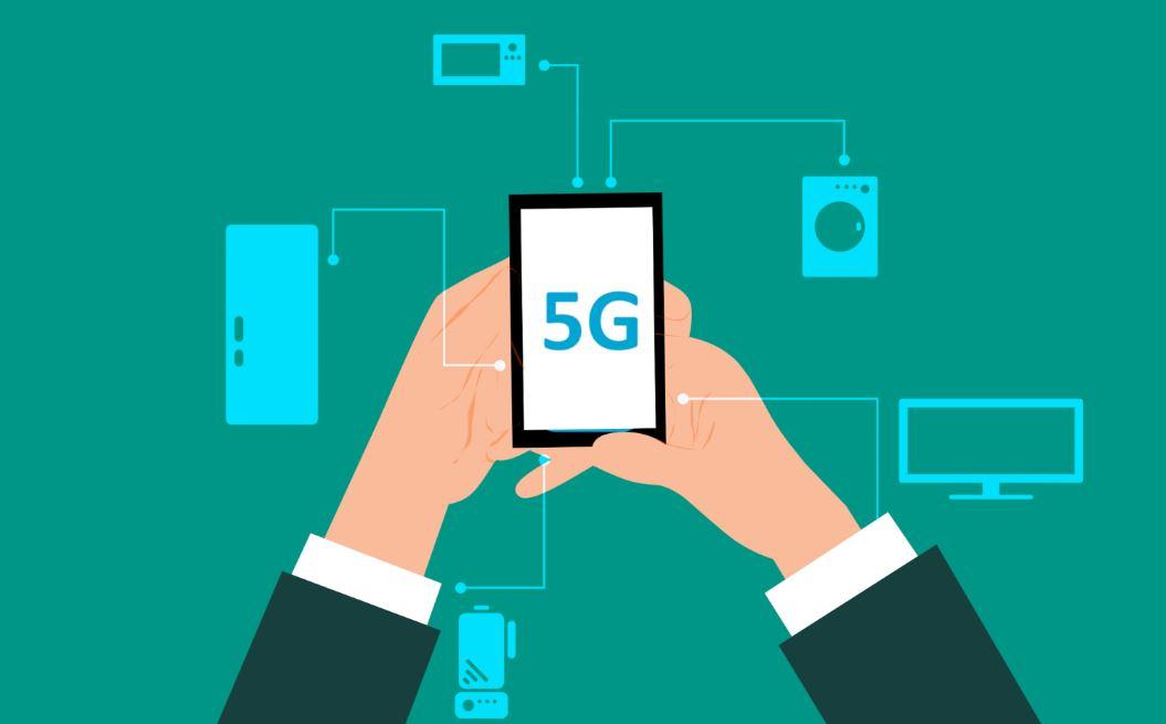 công nghệ 5G với internet vạn vật