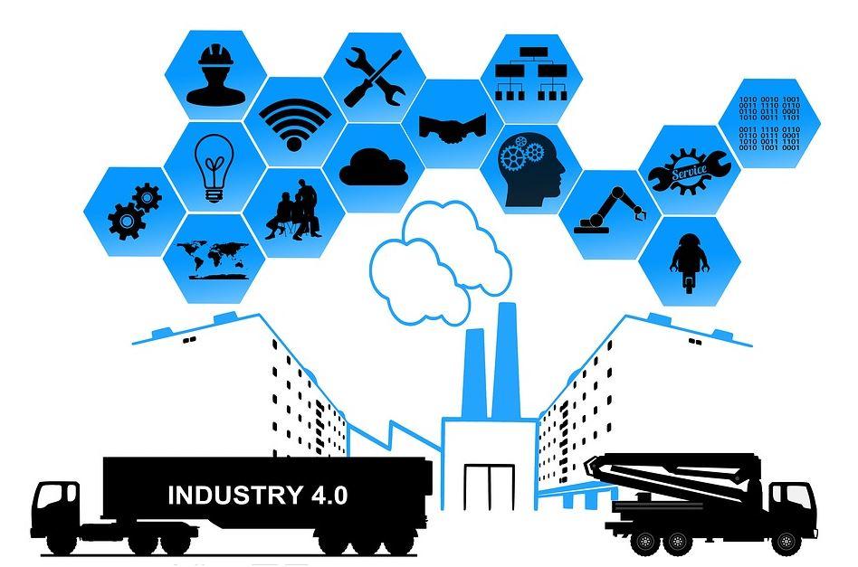 công nghiệp 4.0 dựa trên iot