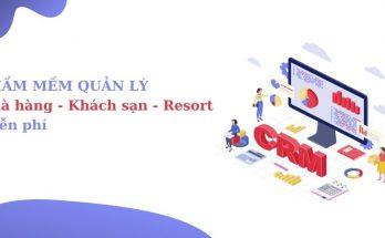 Vì sao cần sử dụng phần mềm quản lý khách sạn miễn phí?