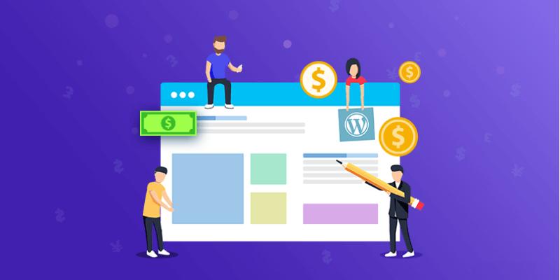 chi phí xây dựng website