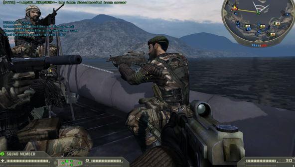 lập trình game battlefield 2