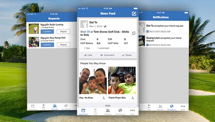Mạng xã hội Misa Golf